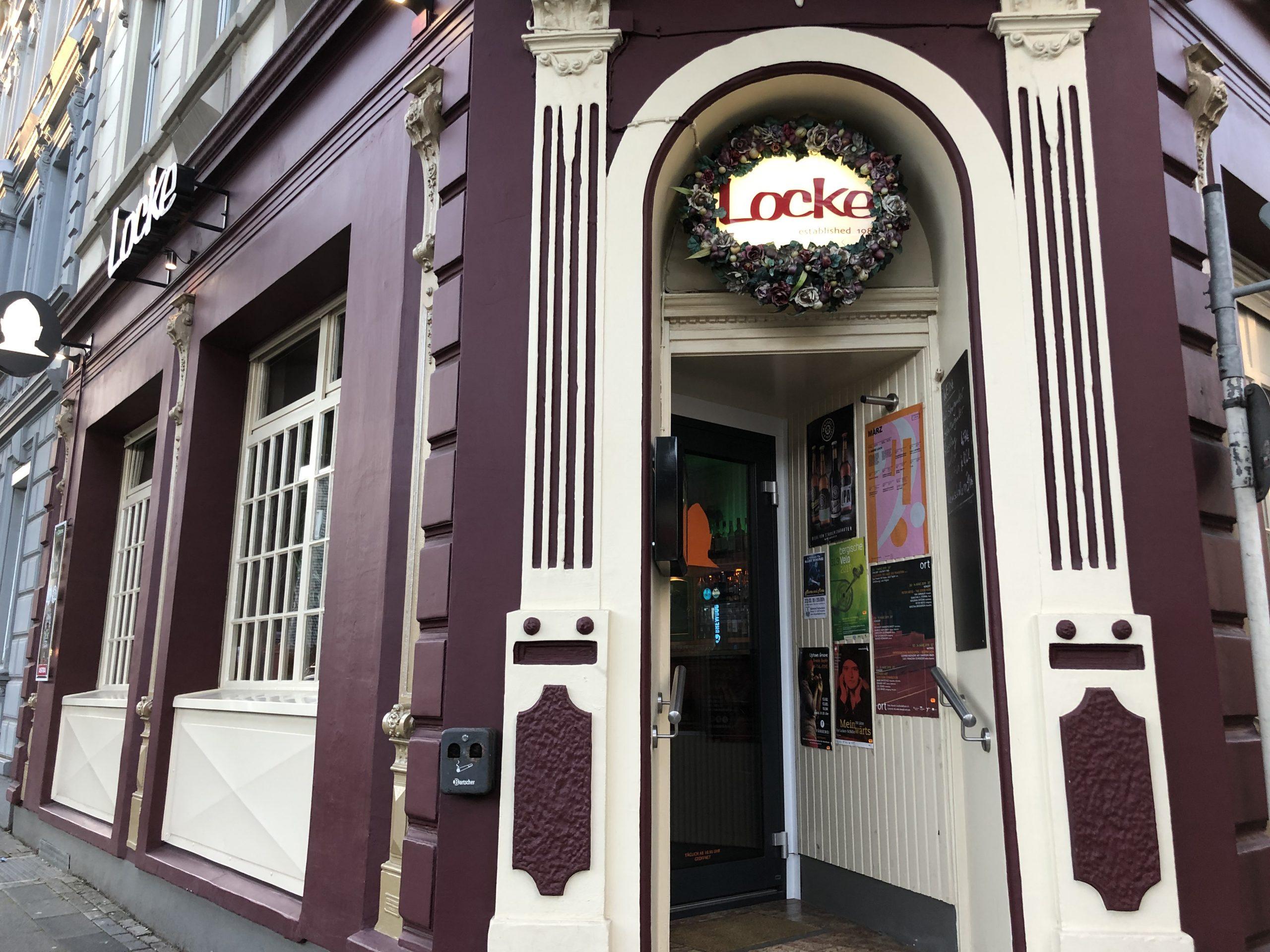 """Die """"Locke"""" in Wuppertal"""
