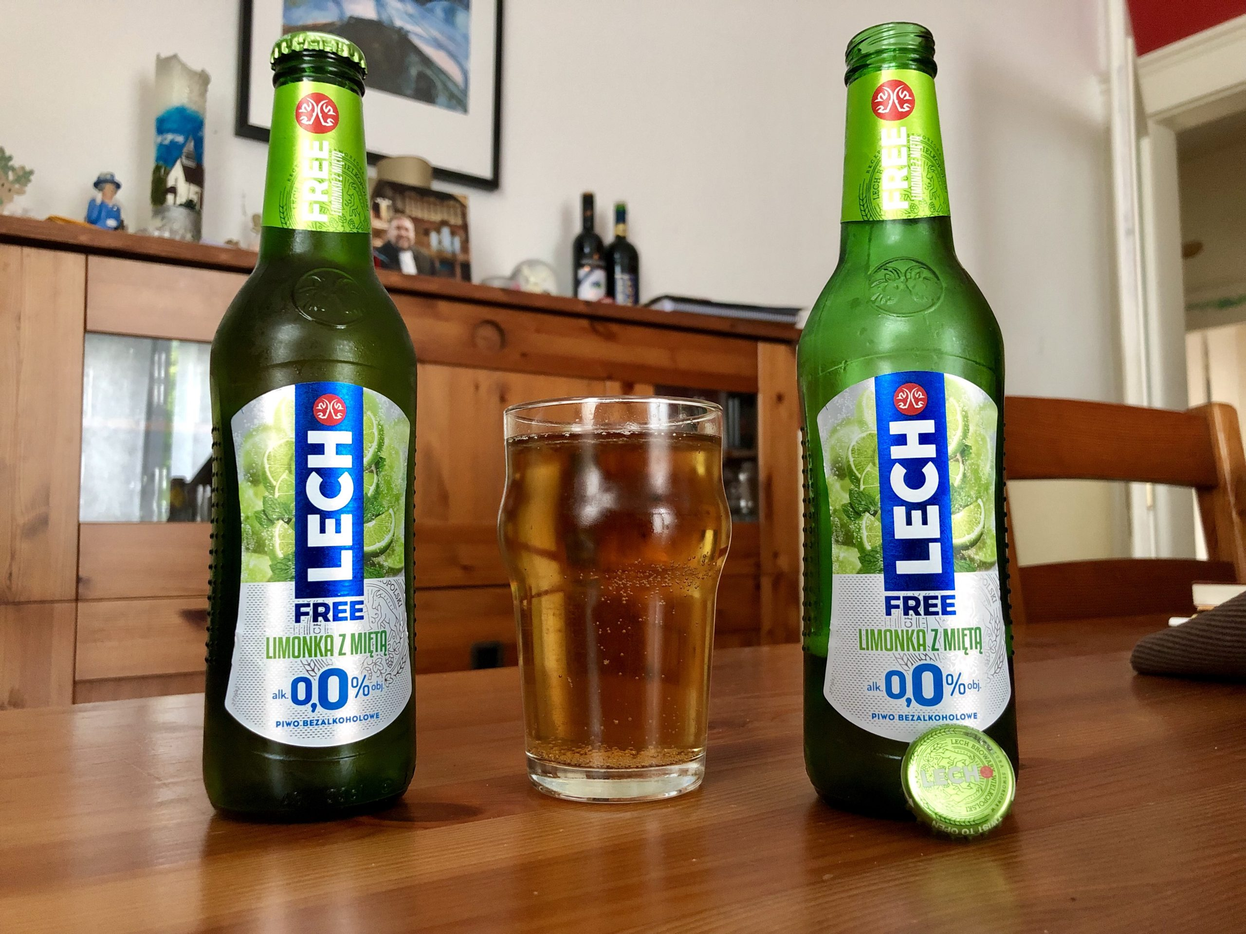 Exotisch & alkoholfrei aus Polen (?)