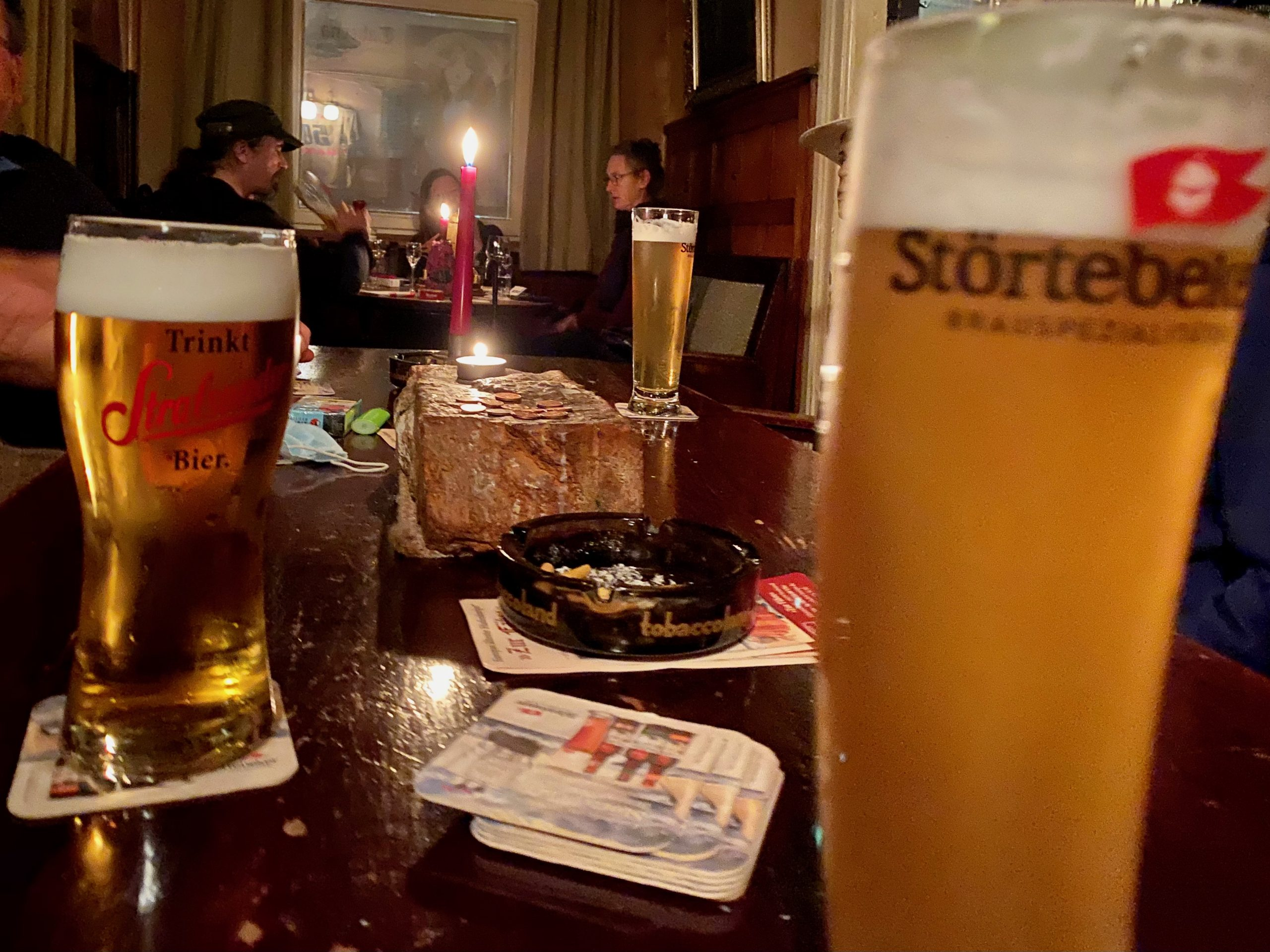Störtebeker Atlantik-Ale Freibier Bernsteinweizen Biermanufaktur Brauerei Brauereiquartier alkoholfrei Bierprediger