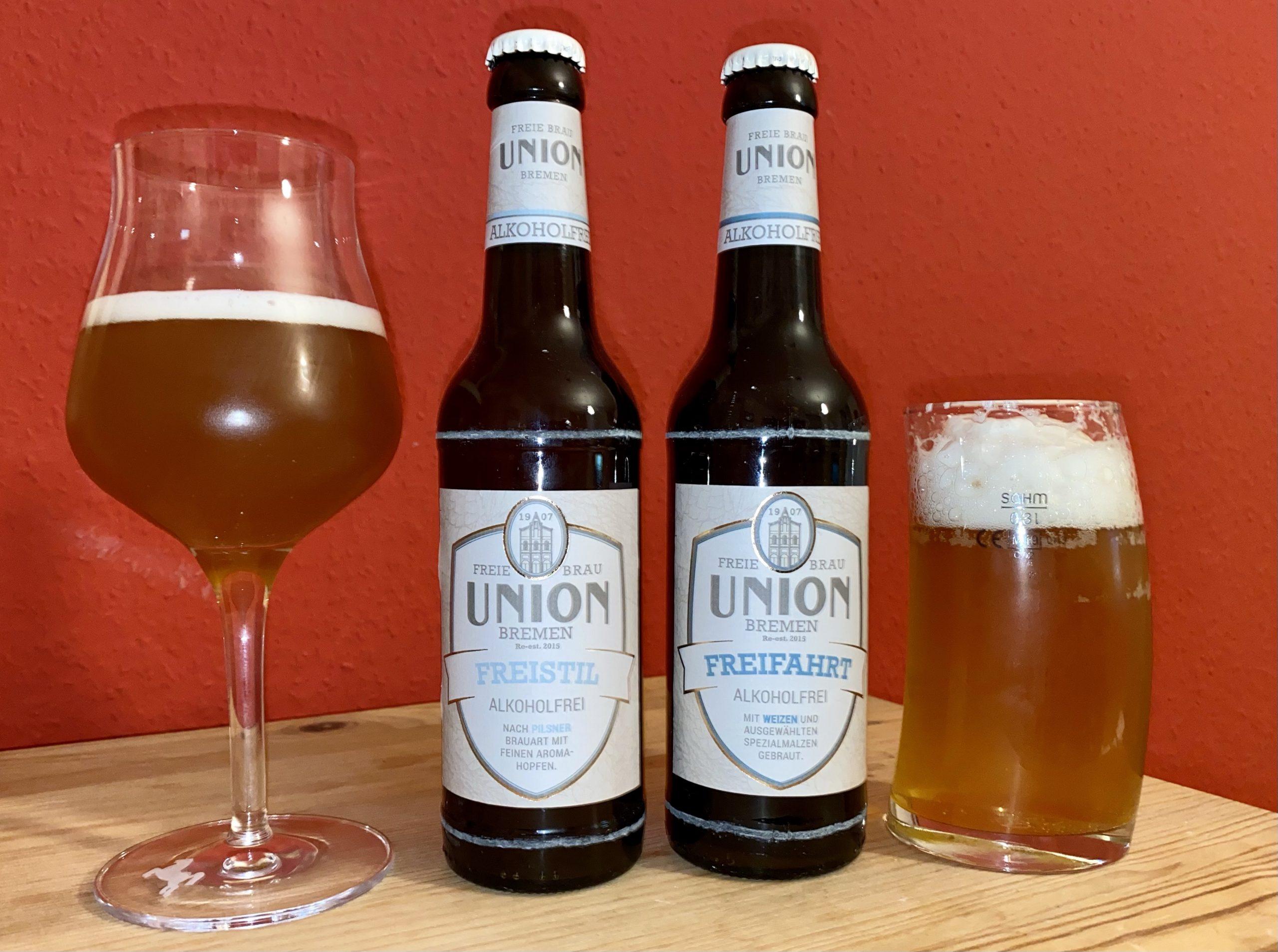 Bremer Union Freistil Freifahrt alkoholfrei Bierprediger