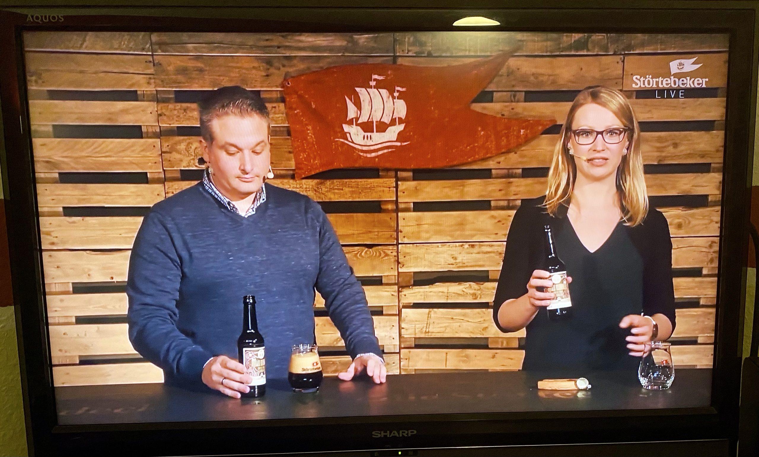 Störtebeker live Verkostung Bierprediger