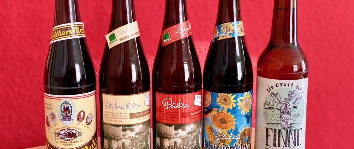 Pinkus Müller & Finne – Bier aus Münster – westfälisch alkoholfrei