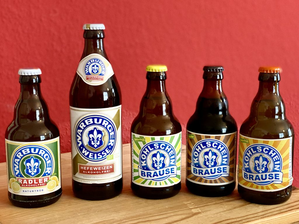 Warburger Brauerei alkoholfrei